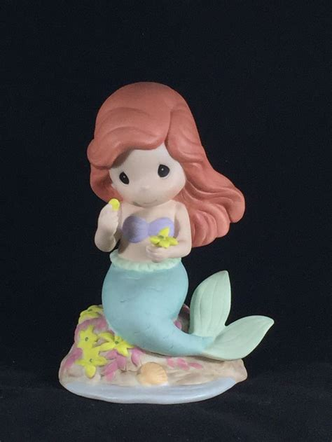 Figure The Mermaid Family 17 best images about precious moments on disney ariel and i