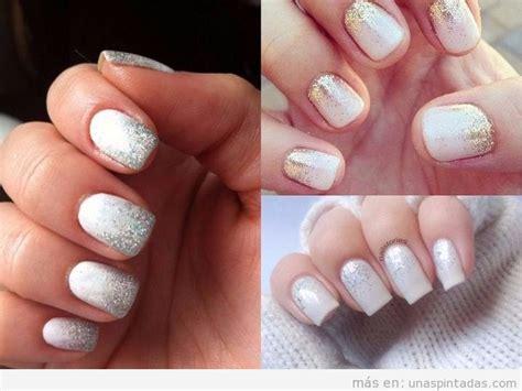 imagenes de uñas pintadas de blanco u 241 as pintadas de blanco los mejores dise 241 os para el