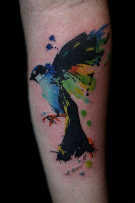 tattoo name watercolor why you should or shouldn t get a watercolor tattoo