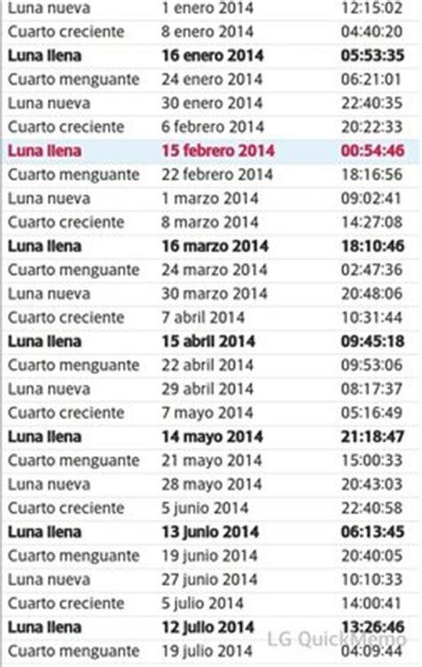 Calendario 9 Lunas Embarazo Calendario Lunar Beb 233 S Enero 2015 Para El Mundo Eres