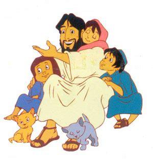 imagenes de jesus bendice a los niños 01 catequesis