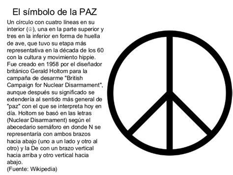 simbolos no verbales peopleuniversitys jimdo page simbolo con la t powerpoint simbolo paz