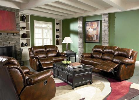 green leather chair living room furniture living rooms with leather sofas green leather