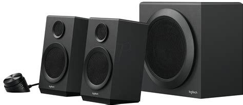 Murah Logitech Z333 Speaker Dengan Subwoofer logitech z333 logitech 2 1 speaker system black at
