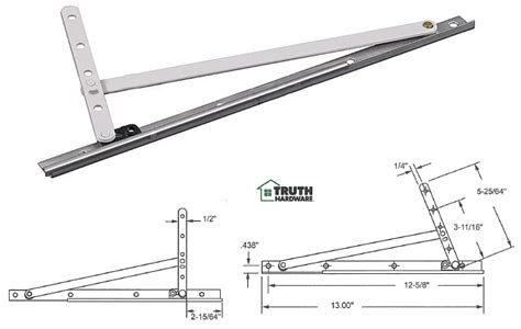 awning window hinge truth hardware maxim concealed casement window hinge