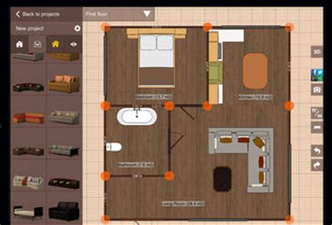 create  view floor plans    ios apps