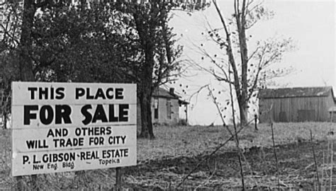 the great depression housing foreclosures is rural america a thing of the past pbs newshour