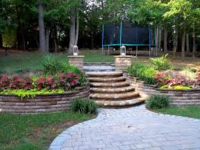 projects traditional landscape raleigh by