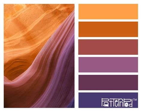 desert colors colour palette desert marketing inspiration