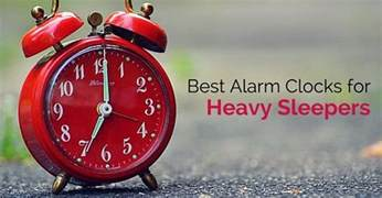 23 best alarm clocks for heavy sleepers wisestep
