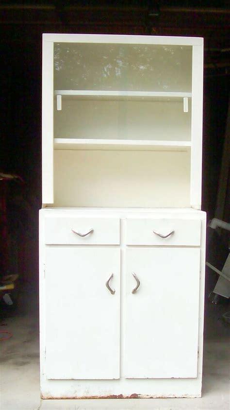 vintage steel kitchen cabinets for sale vtg white metal cabinet glass industrial kitchen farmhouse ebay