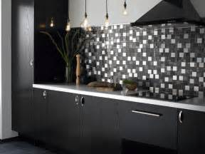 black kitchen tiles ideas kitchen deluxe modern black and white scandinavian
