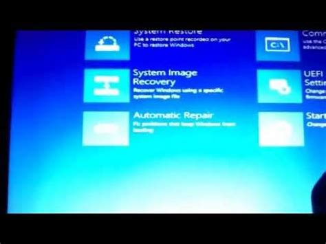 Asus Laptop Windows 8 Factory Restore how to factory reset asus notebook windows 8 doovi