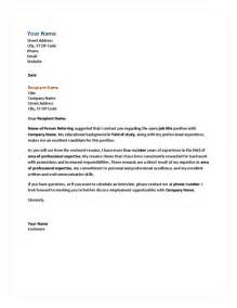 Cover Letter Title Exle by Simple Cover Letter Office Templates