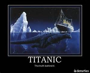 Titanic demotivational poster demotivational posters gallery on