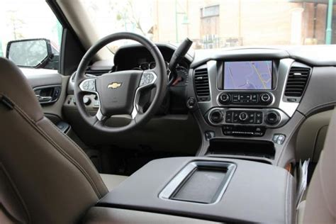 2015 chevrolet tahoe interior release date price and specs