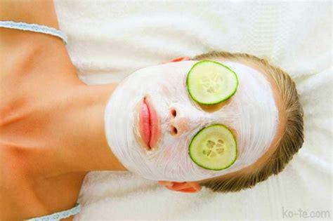 cara membuat masker yogurt untuk kulit berjerawat cara membuat masker wajah untuk kulit kering simpleaja com