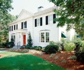 what color is the white house the original paint color ideas for colonial revival