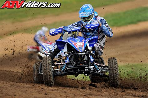 ama atv motocross chad wienen leads pro points heading into atvmx budds