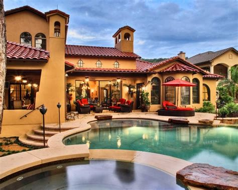 Mediterranean Style House Plans My Dream Home Hands Down I Love Spanish Style Casas