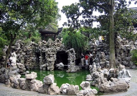 Top 10 Chinese Private Gardens On The Rocks Garden Grove