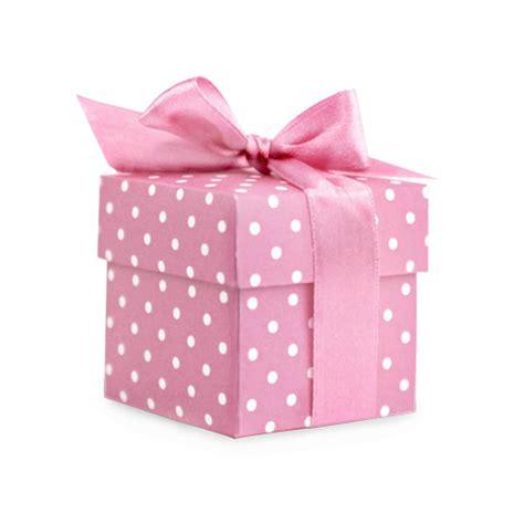 geschenke de kleine geschenkboxen in rosa der ideen shop de