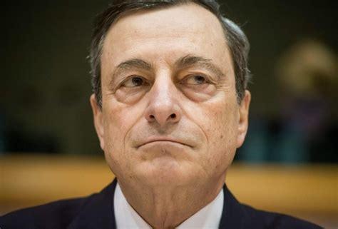 tassi interesse banche mario draghi shock la bce azzera il tasso principale di