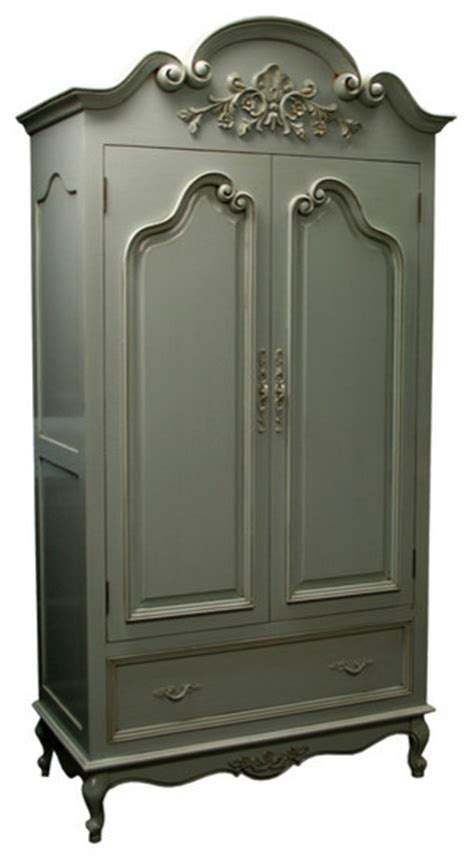 french country armoire wardrobe country french armoire traditional armoires and