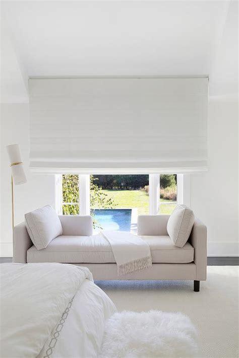 bedroom settee bedroom settee in front of windows design ideas