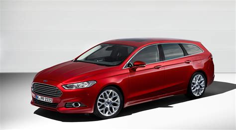 2014 Ford Mondeo / Fusion wagon (artist?s rendering)