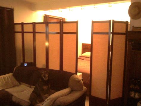 bedroom screens wood work how to make a room divider privacy screen pdf plans