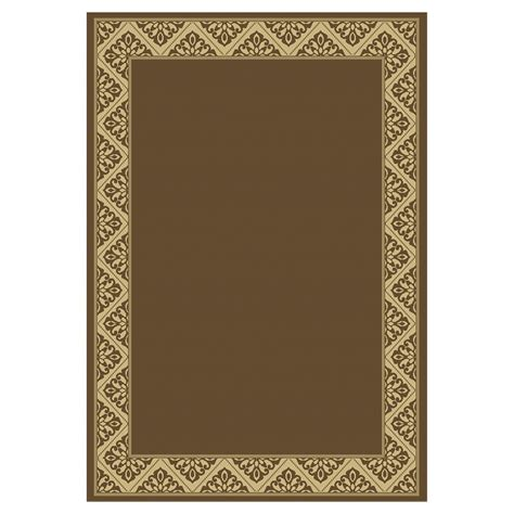 Target Rugs 8x10 by Balta 8 X 10 Outdoor Patio Rug Brown