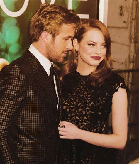 emma stone and ryan gosling chemistry 9 best images about celebs on pinterest ryan gosling