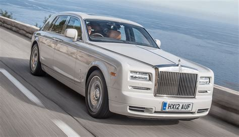 Roll Up In A Royce Rolls Royce Phantom Series Ii Prices Cut By Up To