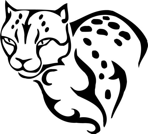 cheetah mask coloring page big cheetah printable pages for kids coloring point