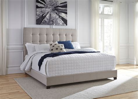 Upholstered Headboards Nc by Upholstered Beds Beige Upholstered
