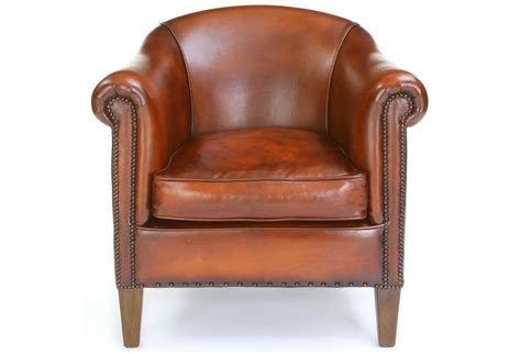 tub chairs and sofas hoots original leather tub chair from old boot sofas