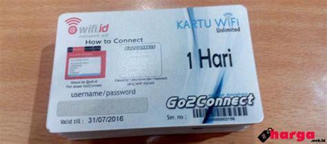 Tarif Wifi Id tarif terbaru jaringan wifi id daftar harga tarif