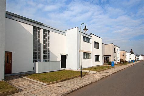 Bauhaus Dessau Walter Gropius by Bauhaussiedlung Dessau T 246 Rten Walter Gropius 1926 28