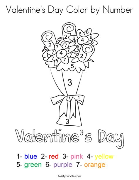 color by numbers coloring book of a valentines color by number coloring book for adults with hearts flowers butterflies and color by number coloring books volume 21 books s day color by number coloring page twisty noodle