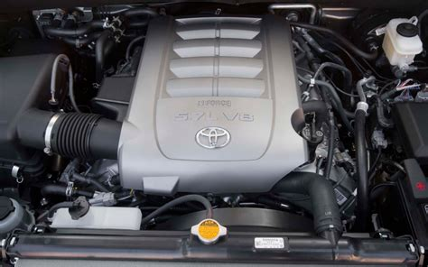Toyota 5 7 Engine Specs Toyota Sequoia 5 7l V8 Engine Gearheads Org