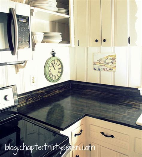 Diy Countertop Ideas by Diy Home Sweet Home 9 Amazing Diy Kitchen Countertop Ideas