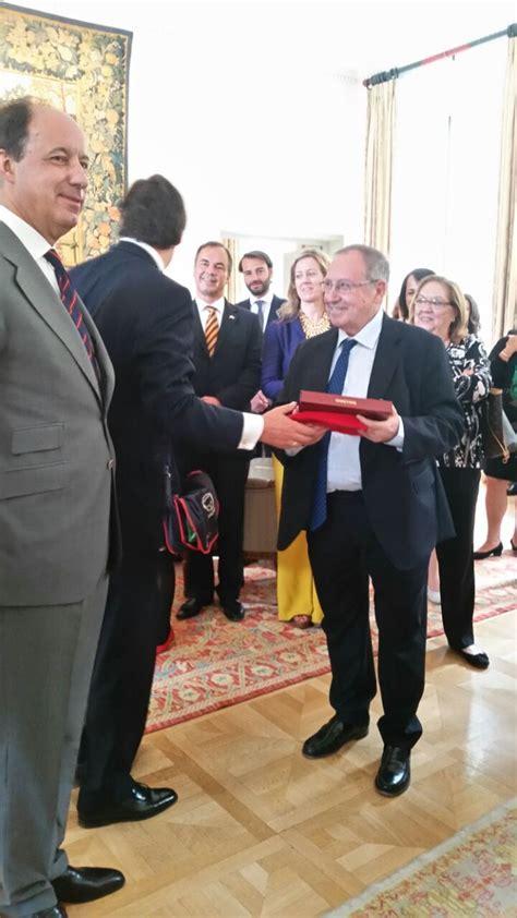 la c 225 mara espa 241 ola en alemania premia a bonet por su - Camara De Comercio Espa Ola En Alemania