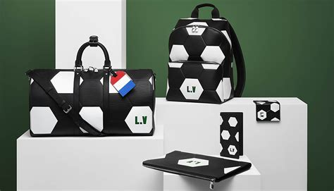 Louis Vuitton Louis Vuitton World Cup Designer Handbags And Information by Class Up Louis Vuitton Drops World Cup Collection