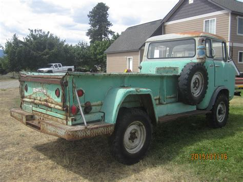 jeep fc 1962 fc 170 post falls id status unknown ewillys