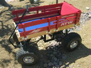 Radio Flyer 4 Link Suspension Kit Top Motorized Red Flyer Wagon Kits Wallpapers