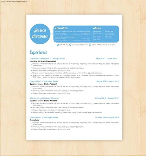 Best Resume Design by Best Resume Design Templates Free Sles Exles
