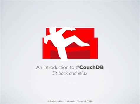 what is couch db an introduction to couchdb
