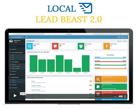 Search By Their Email Local Lead Beast V2 By Review Best Cloud Based