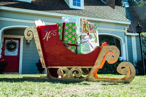 diy paper sleigh kids how to diy santa sleigh home family hallmark channel